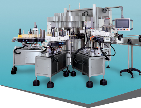 Self-Adhesive Labeller